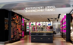 Shanghai Tang opens second outlet at Hong Kong International Airport